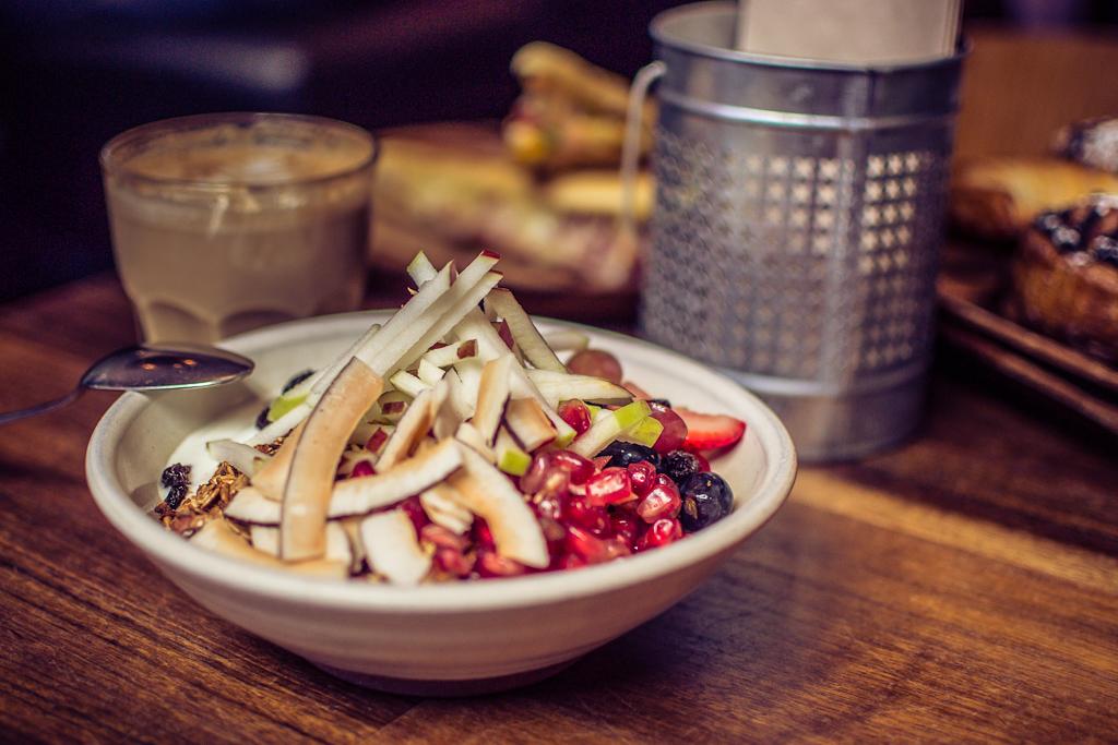Olive & Gourmando