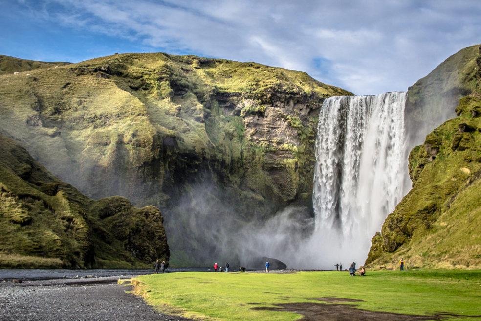 ICELAND – SOUTH COAST